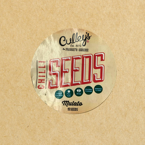 Culley's Mulato Chilli Seeds