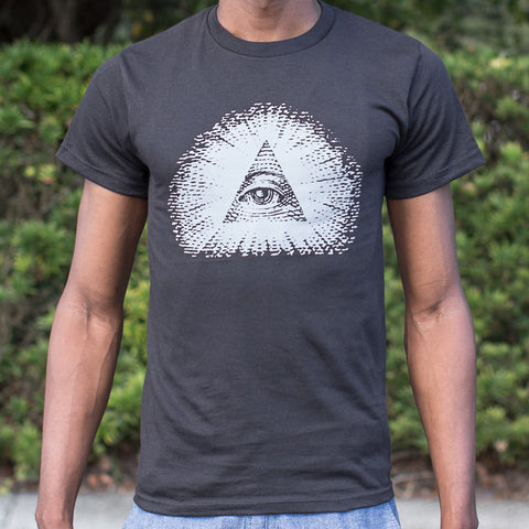 Eye Of Providence T-Shirt (Mens)