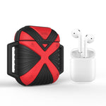 Shockproof Waterproof Silicone Storage Case Cover for Apple Airpods