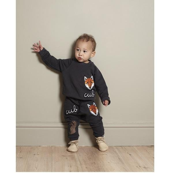 Tobias & The Bear, Icons Badge Joggers For 9-12 months