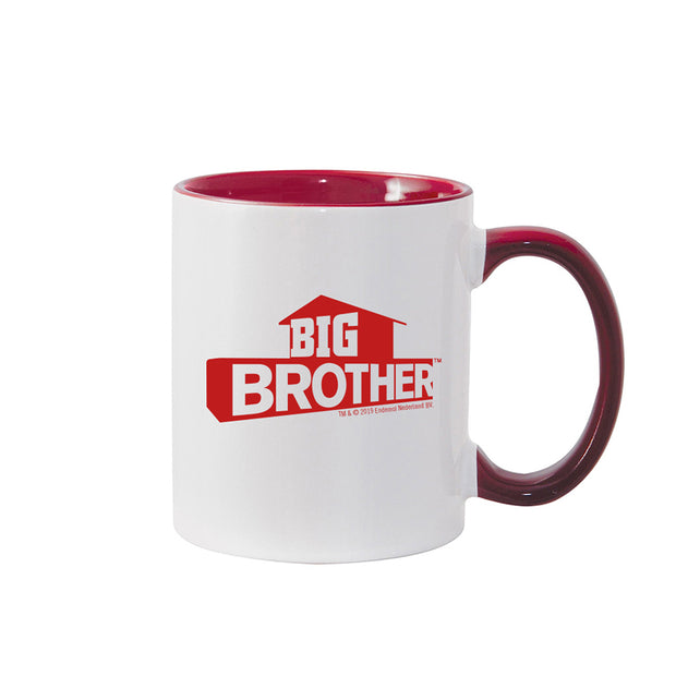 Big Brother Logo Two Tone Mug | Official CBS Entertainment Store