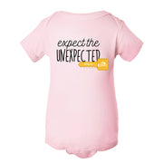 Big Brother Expect the Unexpected Personalized Baby Bodysuit