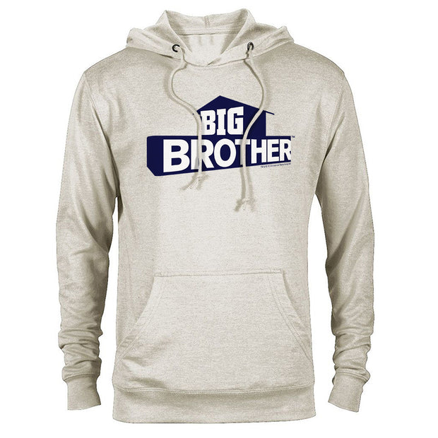 Big Brother Logo Lightweight Hooded Sweatshirt | Official CBS Entertainment Store