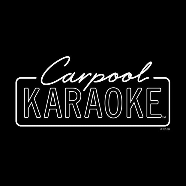 Carpool Karaoke Adult Short Sleeve T-Shirt | Official CBS Entertainment Store