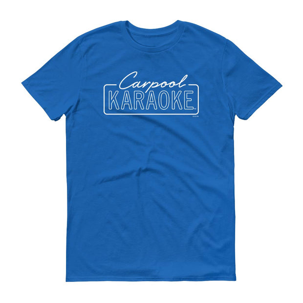 Carpool Karaoke Adult Short Sleeve T-Shirt