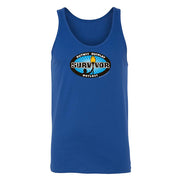 Survivor Outwit, Outplay, Outlast Logo Tank Top
