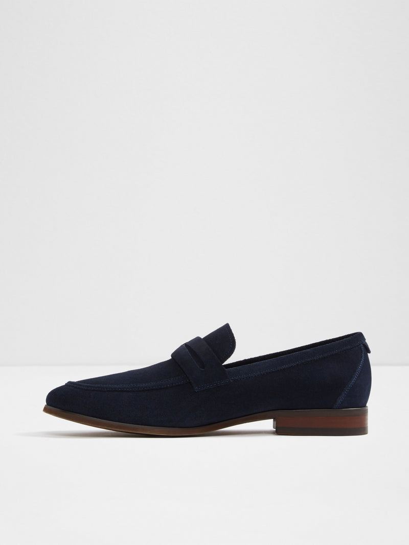 Aldo Navy Loafers Shoes