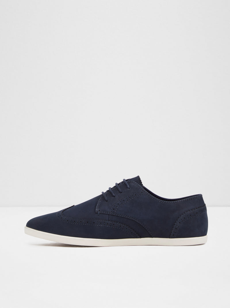 Aldo Navy Lace-up Shoes