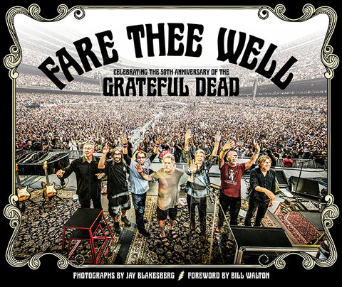 Fare Thee Well - Cover