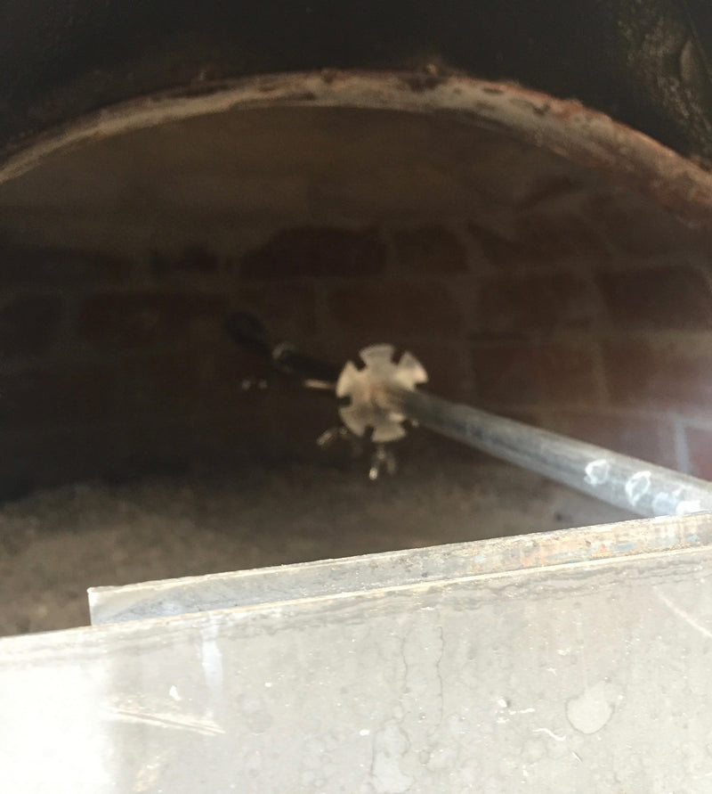 PIZZA OVEN ROTISSERIE - SPIT - Authentic Pizza Ovens