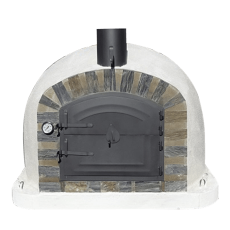 "LISBOA PIZZA OVEN ""NEW"" STONE ARCH- BEST SELLER ** - Authentic Pizza Ovens"