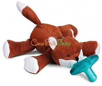 WubbaNub Infant Pacifier Fox
