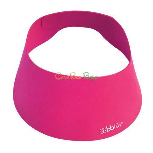 Bbluv Shampoo Repellent Cap - Pink - CanaBee Baby