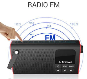 Parlante Bluetooth/Radio - SP850