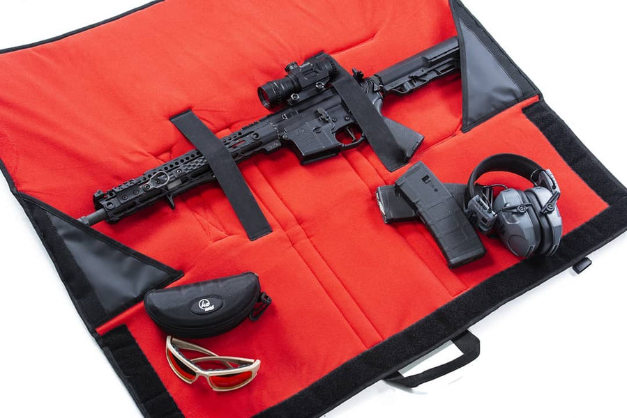 Hackett Equipment Rifle Burrito™: The Rifle Case Spicing Up The Shooting Range