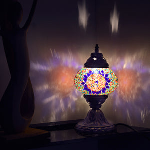 home lighting | Turkish mosaic lamp