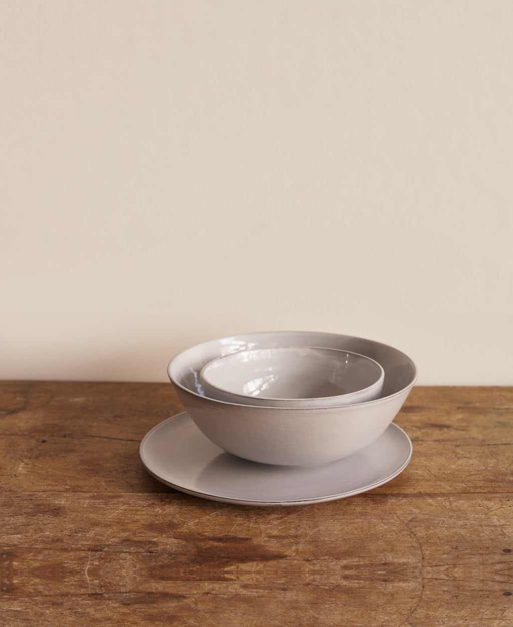 Large Round Serving Bowl