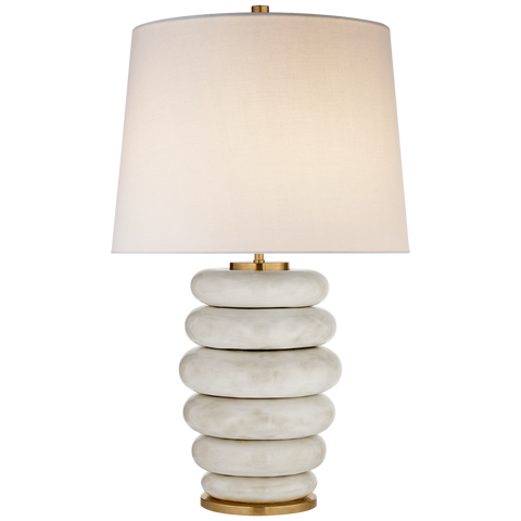 Stacked Stones Table Lamp