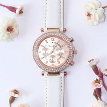 Load image into Gallery viewer, Peach Rose Gold Watch