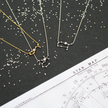 Load image into Gallery viewer, Horoscope Constellation Necklace