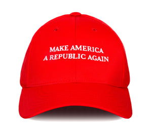 Make America a Republic Again Hat