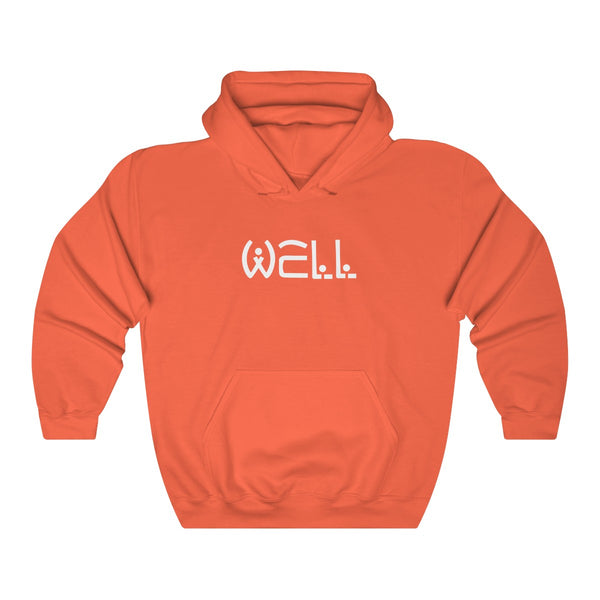 Well Logo Hoodie - Well World Official