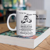 Personalized Mug For Wife - Turn Back The Clock