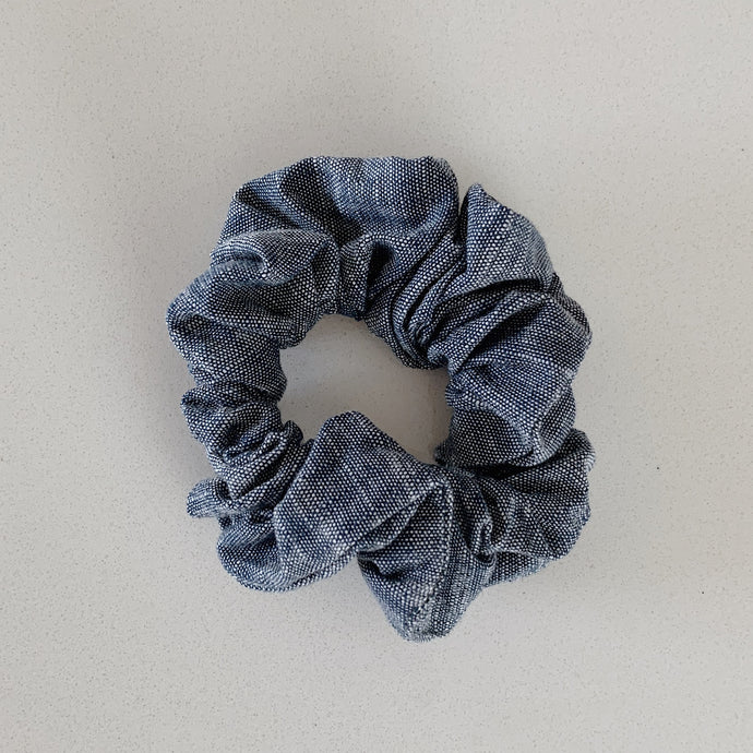 Seattle Scrunchie Collection: Chambray