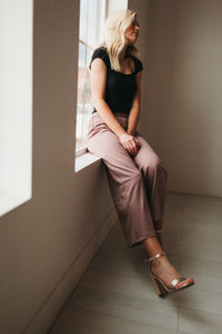 Berkshire Dusty Rose Pants