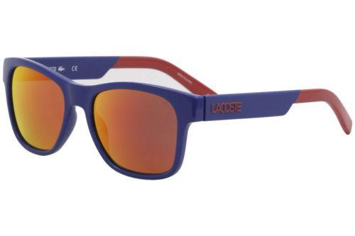 Lacoste Mens Sunglasses Blue. - Raw Apparel uk - l - Lacoste Mens Clothing and apparel - New 2018 Fashion Trends and Styles,  Free Shipping, #uk, Mens clothing & apparel, T Shirts , Summer sale, #Streetfashion
