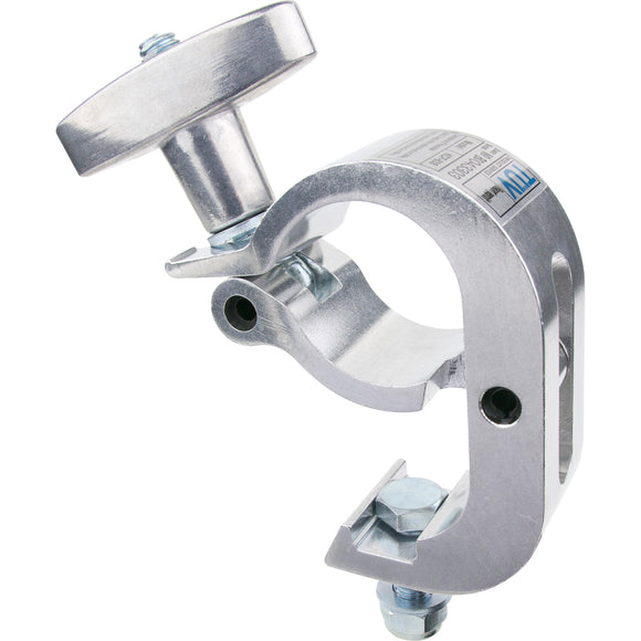 Handcuff Clamp with T Handle - Silver