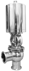 Tri-Clamp Sanitary Shut-Off Valves