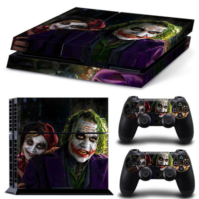 PS4 Cosmic Console & Controller Skin Decal - Pro Game Stop