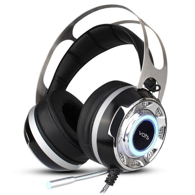 Luminous Vibration USB Gaming PC Headset - Pro Game Stop