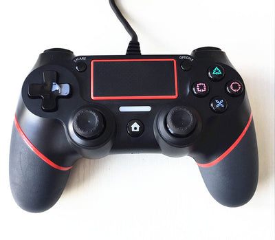 PS4 Wired Dualshock Controller - Pro Game Stop
