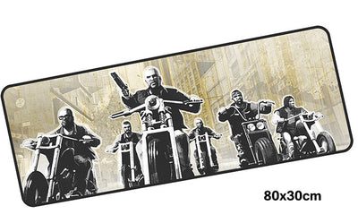 Large GTA Mouse Mat - Pro Game Stop
