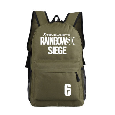 Rainbow Six Large Multi-Function Backpack - Pro Game Stop