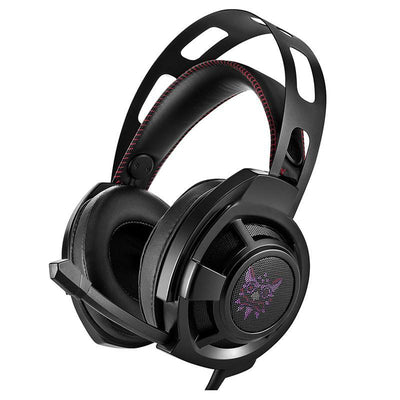 Noise Cancelling Gaming PC Headset with Mic - Pro Game Stop