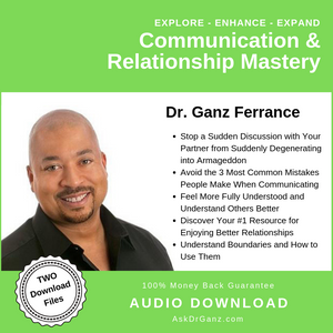 Communication and Relationship Mastery© (audio)