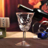 75ML Skull  Wine Glass