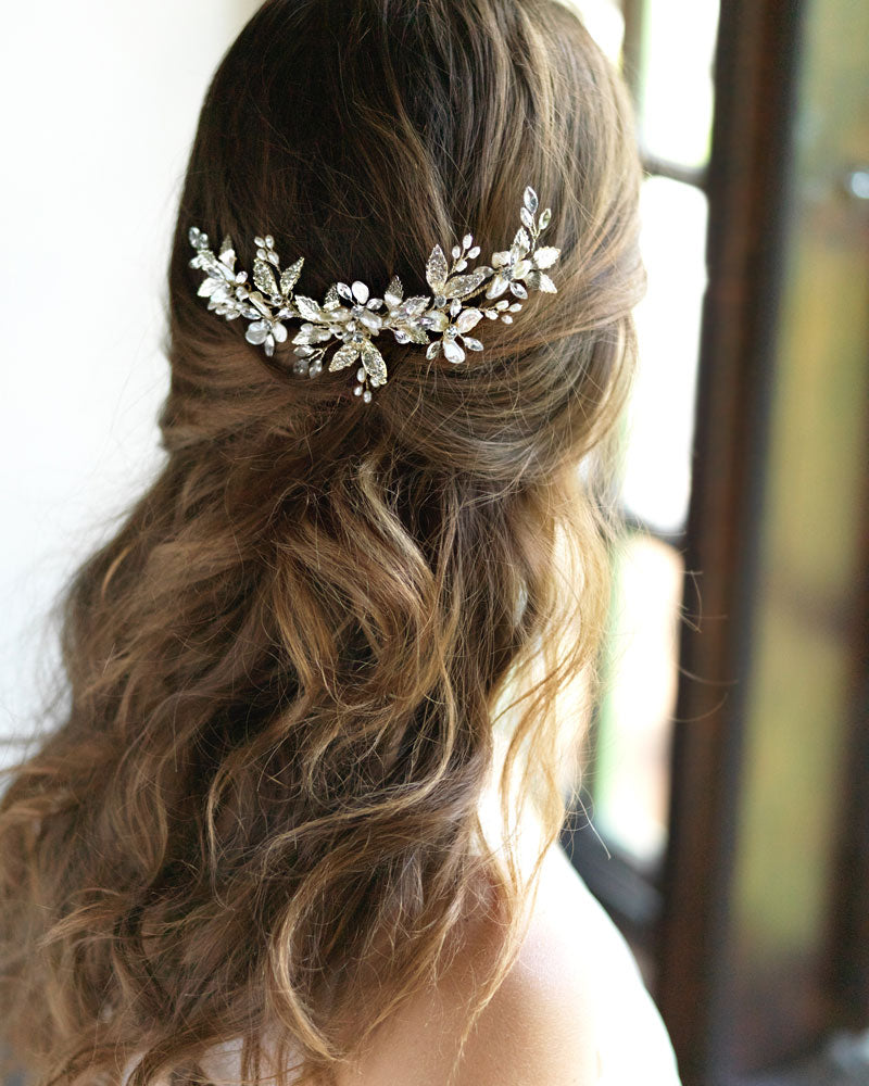 Wedding Back Comb