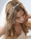 Paisley Bridal Headband