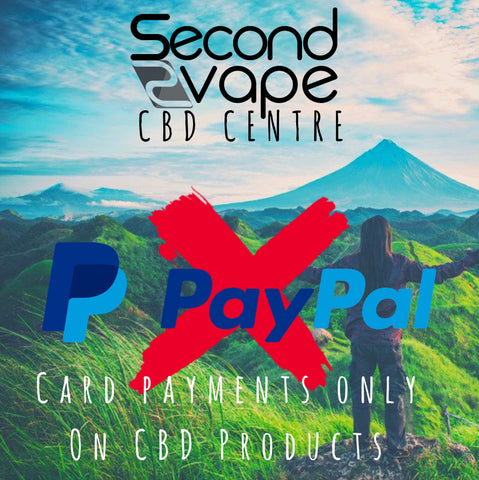 Person - CBD Product Payments