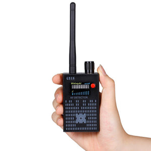8000MHz Wireless Signal Detector - Spy Solutions