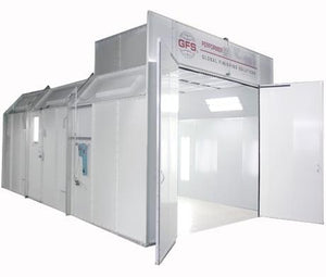 Global Finishing Solutions Performer ES Paint Booth