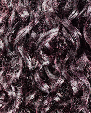 Gemini Naturals Get Hued color gel in shade Mulberry on brown hair