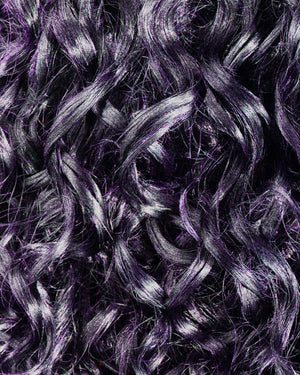 Gemini Naturals Get Hued Color Gel in shade Purple Rain on brown hair