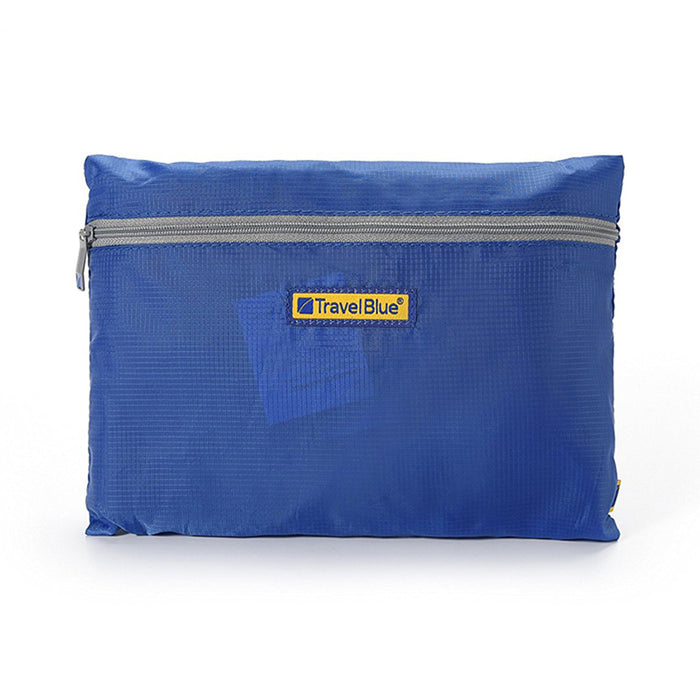 TRAVEL BLUE FOLDABLE CARRY BAG