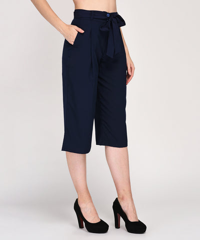 The Go To Work Wear Chic Culotte