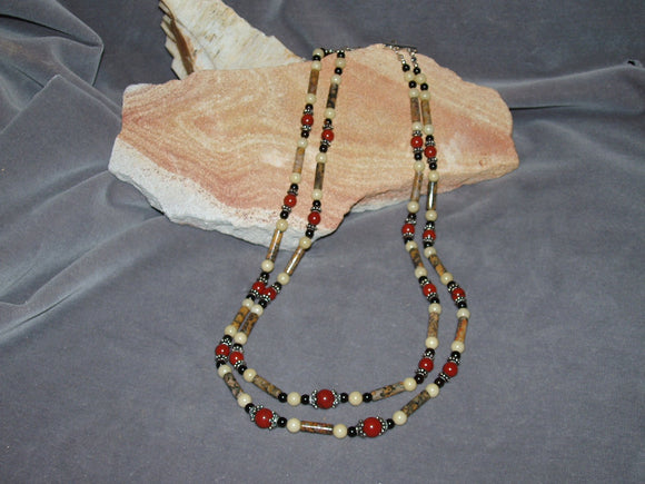 Divine Earth Necklace